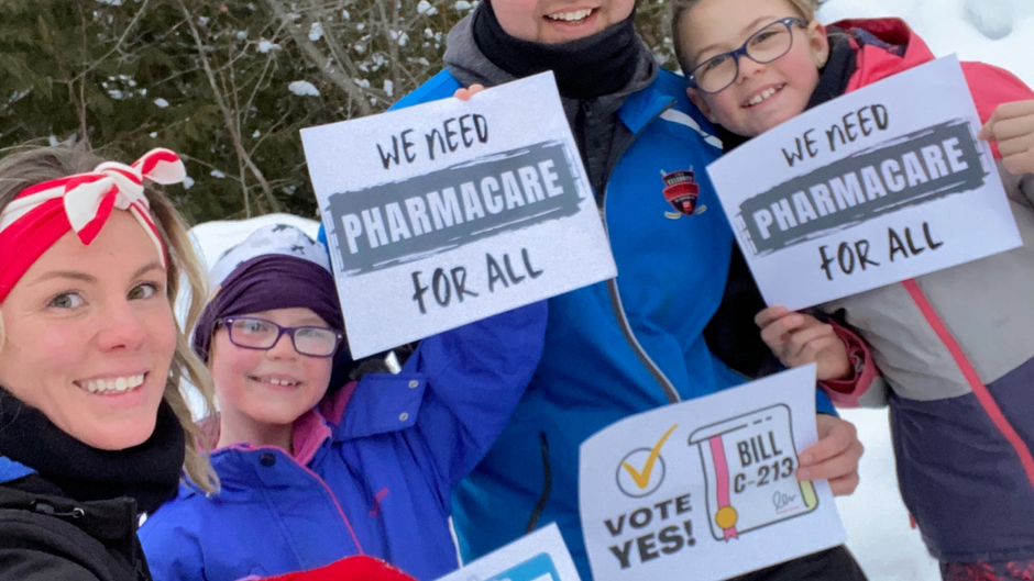 PharmaCare for all Canadians
