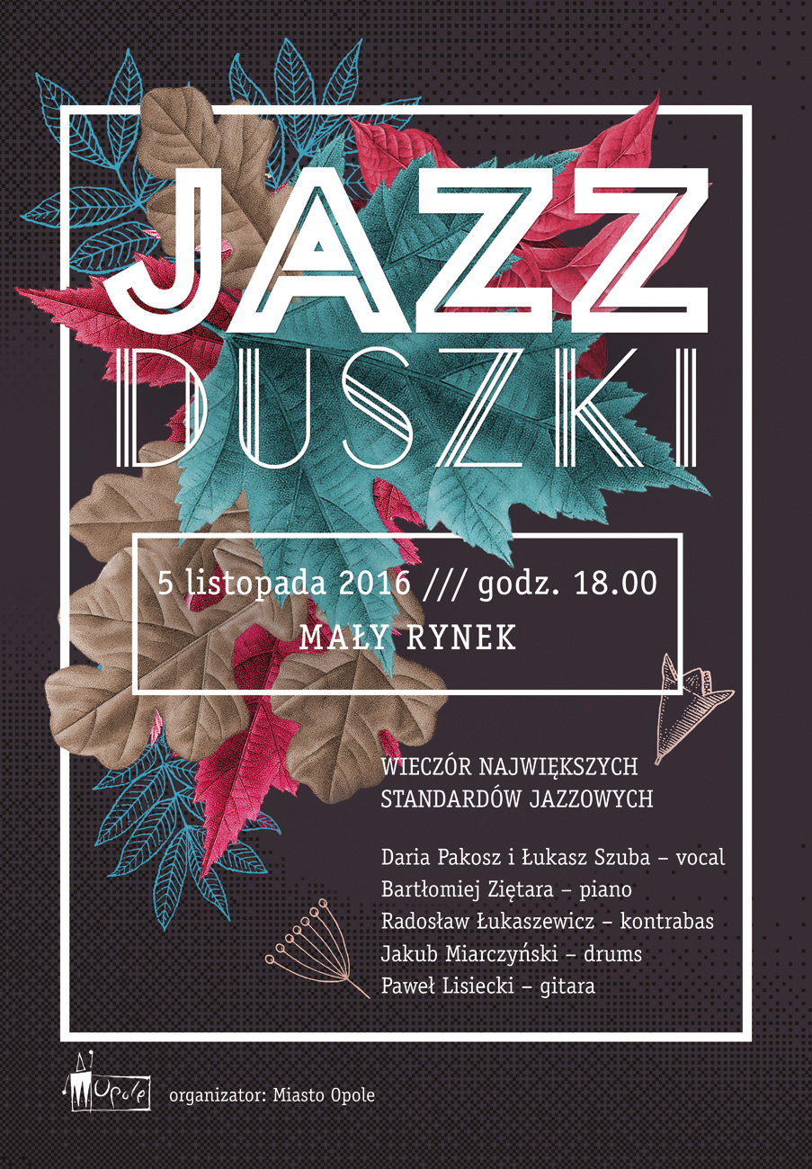 Jazz Duszki Plakat