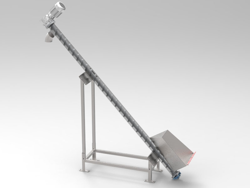 Auger - Motor Top