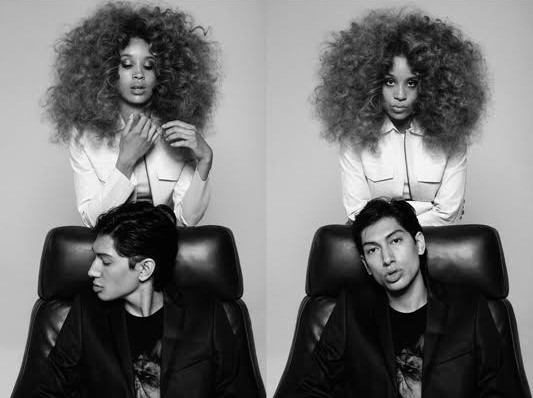 Lion Babe for Fault magazine