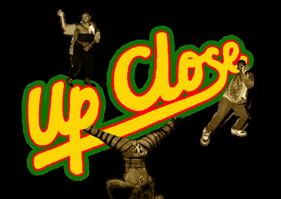 Up Close Logo