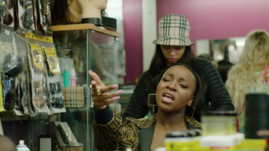 Ray BLK 'My Hood' music video