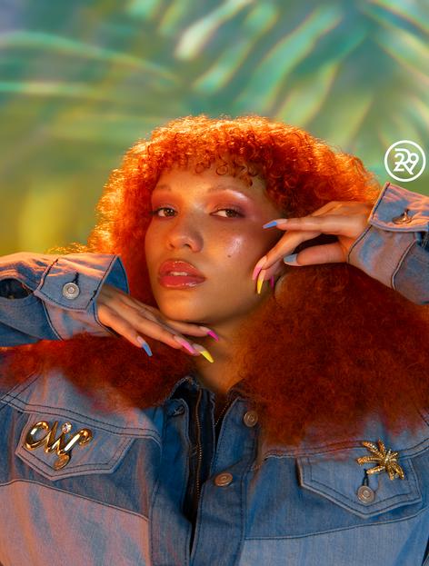 Refinery 29 x Live colour hair ~ online