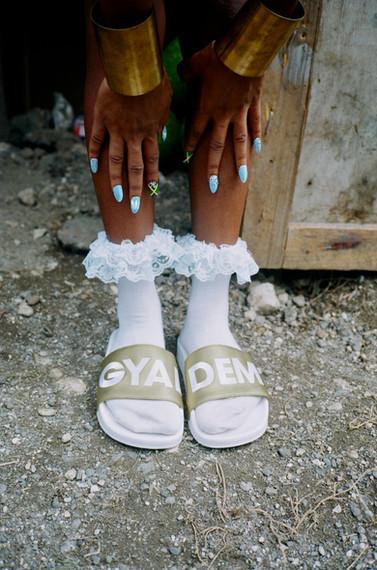 Pum Pum socks x Adidas