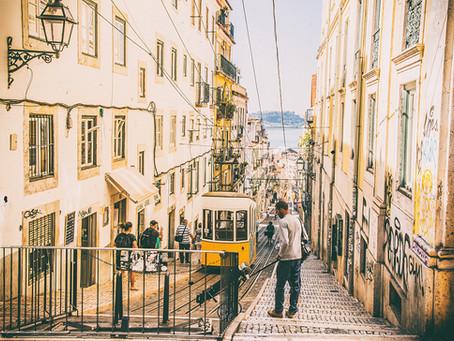 Ausflug nach Lisabon - Streetfotografie