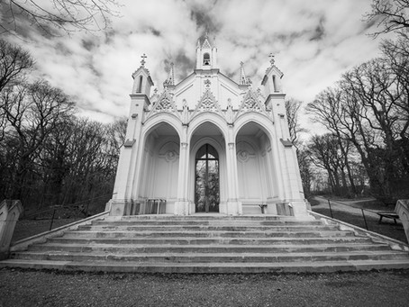 Sissi-Kapelle und Wien Stadt