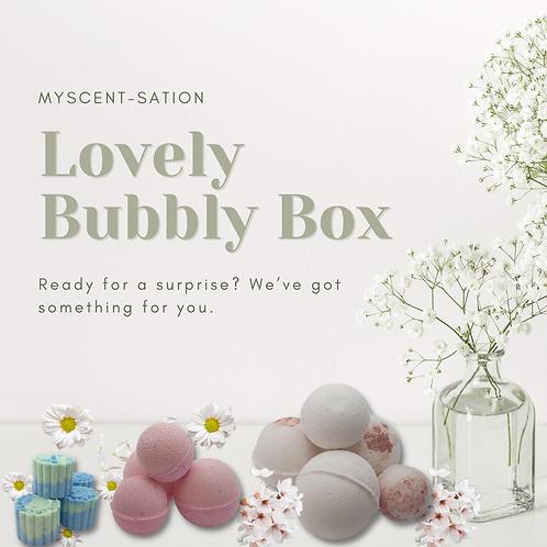 THE LOVELY BUBBLY BOX