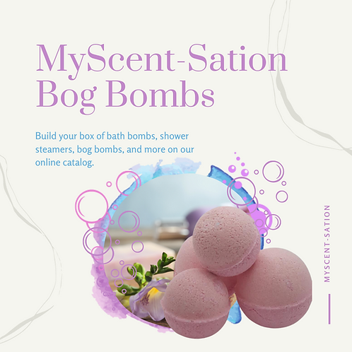 BOG BOMBS - PICK YOUR OWN (PACK OF 12)