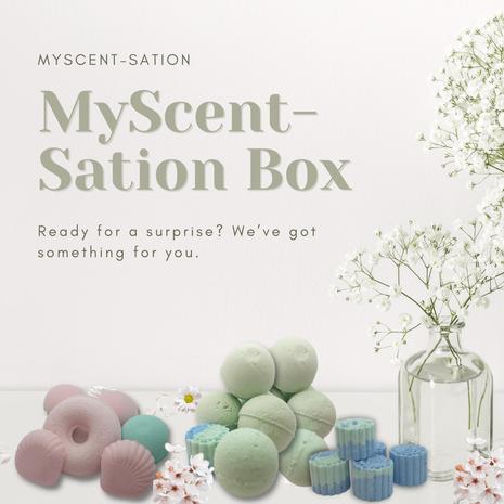 MYSCENT-SATION BOX
