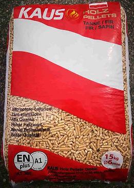 Abete Bianco ENplus A1 15 kg