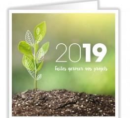 Bonne année - congés annuels
