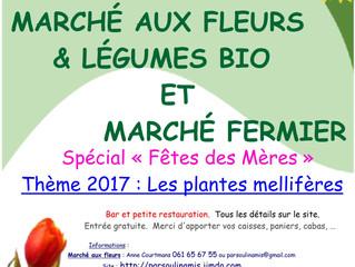 Marché fermier à Transinne le 14/05