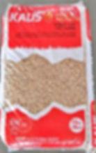 Abete Bianco ENplusA1 15 kg
