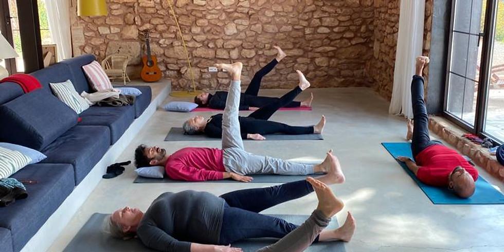 Hatha Yoga Class with Fredi Milan