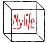 Ma vie dans un carton