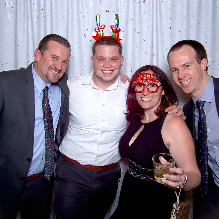 Decision Technologies Holiday Party 2018