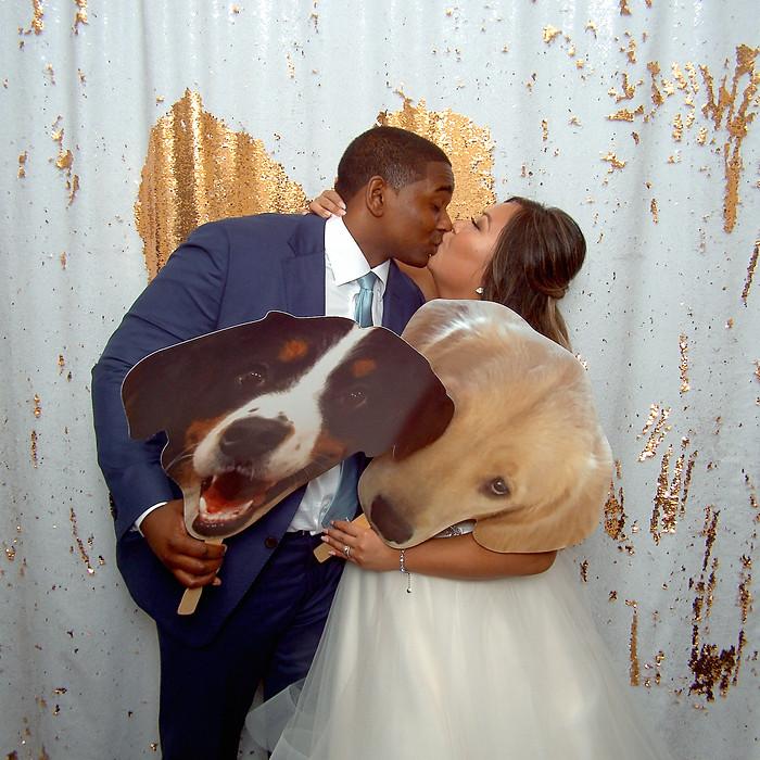 Sandy & Tristan's Wedding