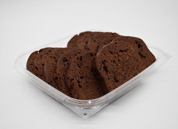 Loaf Cake Sliced