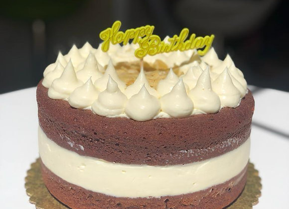 """Nake cake 8"""""""