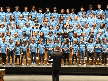 Why we sing – Eskolan kantari