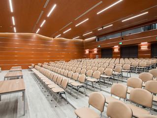 Pannelli fonoassorbenti per ogni ambiente, sia privato che pubblico, pareti e soffitti , design inno