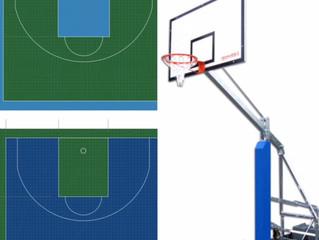 Noleggio Impianto completo Street Basket