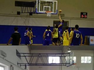 Nuovo impianto Basket Sport System Palestra Sestu per Pirates accademia basket . By Ag. Pascai