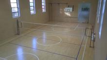 Nuovo servizio di Manutenzione pavimenti sportivi: parquet, pvc, gomma.
