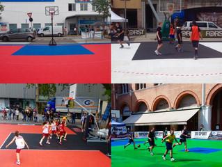 Campi Indoor e Outdoor Multisport e Streetball