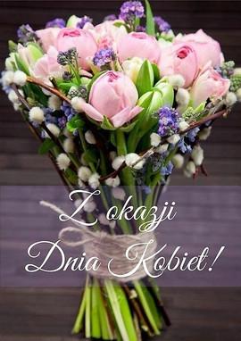 Wszystkiego najlepszego z okazji Dnia Kobiet!💝🌷😉