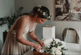 Piękna Pani Nina w sukni z naszego salonu VALDI BRIDE ...