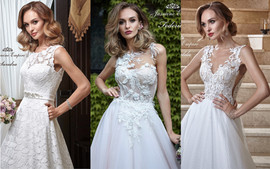 Cudowne, ładne, śliczne suknie ślubne w naszym salonie VALDI BRIDE