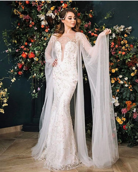 """Exquisite model of the wedding dress from TM """"KATY CORSO"""""""