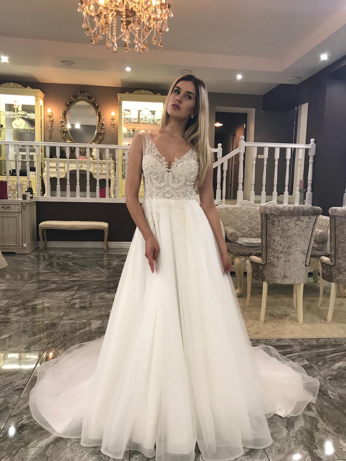 Inteligentny Suknie ślubne, Biżuteria ślubna, Wedding dresses, Wedding jewelry XA31