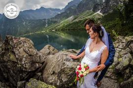 💞💞💞 Zadowolona i szczęśliwa Pani Asia w sukni VALDI BRIDE #Kraków...