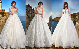 Princess Wedding Dresses Katy Corso - VALDI BRIDE...