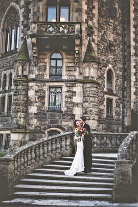 Piękna i szczęśliwa Pani Sonia w sukni z naszego salonu VALDI BRIDE #Kraków