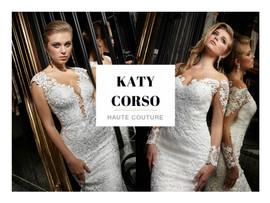 Najnowsza kolekcja KATY CORSO HAUTE COUTURE