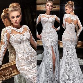 Niespotykane, niezwykłe, rewelacyjne, wspaniałe, wyjątkowe... suknie ślubne w naszym salonie VALDI B