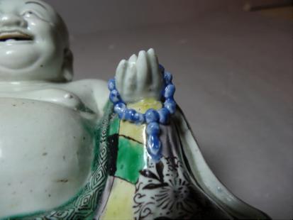 Budda hand and beads