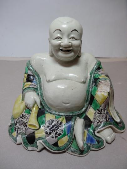 Buddai missing hand
