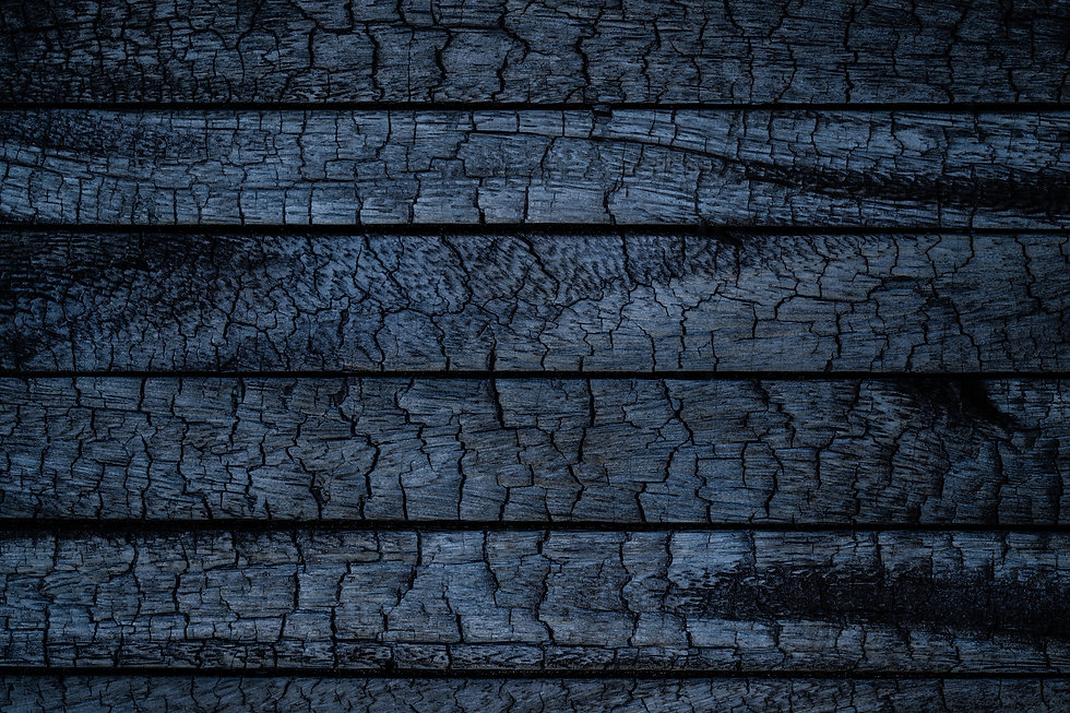 BBQ background. Burnt wooden Board textu