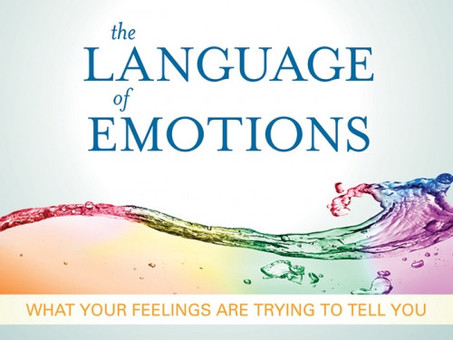 """Book Review: """"The Language of Emotions"""". By community member Joanna Barrett"""