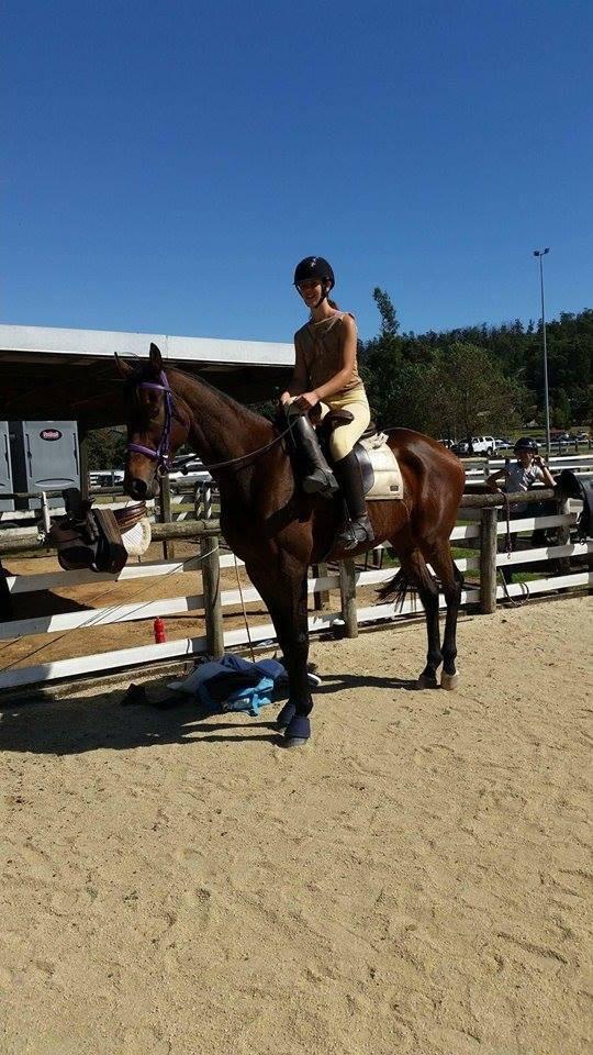Boolarra Pony Club side saddle rally day.