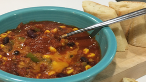 Peak Health Turkey Chili