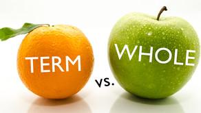 Life Insurance Explained: Term vs Whole