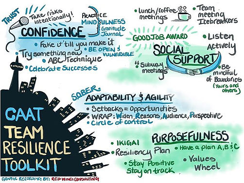 CAAT Team Resiience Digital Toolkit by www.redwingconsulting.ca