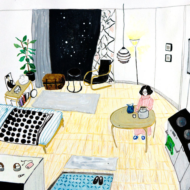 My Own Room