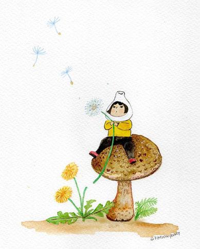 희망의 씨앗 Seeds of Hope