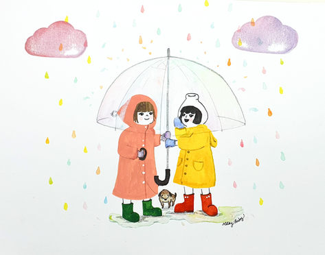 Lovely Rainy day
